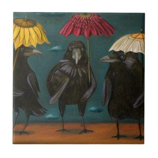 Ravens Rain Tile