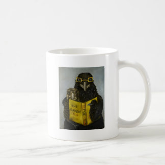 Ravens Read Coffee Mug