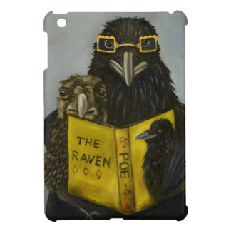 Ravens Read iPad Mini Cases