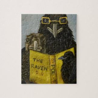 Ravens Read Puzzle