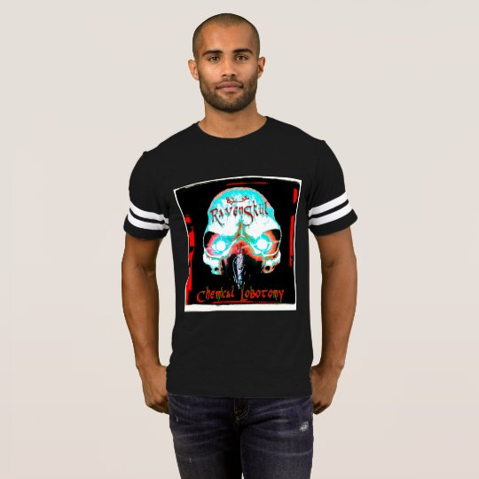RavenSkül football T T-Shirt