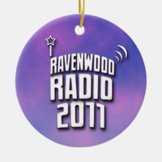 Ravenwood Radio Holiday Ornament 2011