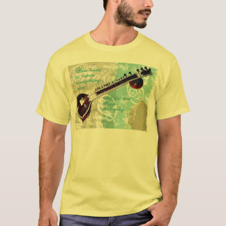 Ravi Shankar Tribute To Sitar and Indian Music T-Shirt