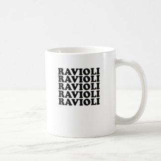 ravioli ravioli tee shirt.png coffee mug