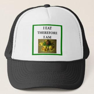 ravioli trucker hat