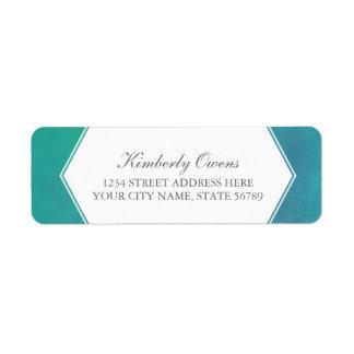 Ravishing | Watercolor Return Address Label