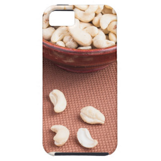 Raw cashew nuts for vegetarian food case for the iPhone 5