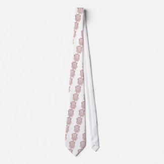 Raw Chicken Vector Tie