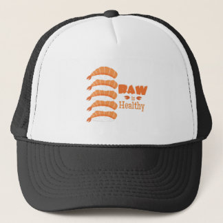 Raw Healthy Trucker Hat