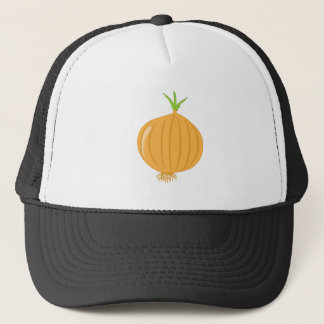 Raw Onion Trucker Hat