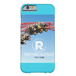 Raw Parks Australia Iphone 6/6s phone cover
