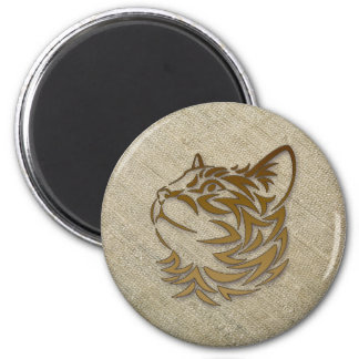 raw silk for kitty magnet