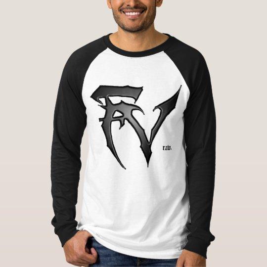 raw. T-Shirt
