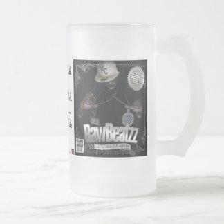RAWBEATZZ MIXCD ILLUSTRATED COLD DRINK MUG