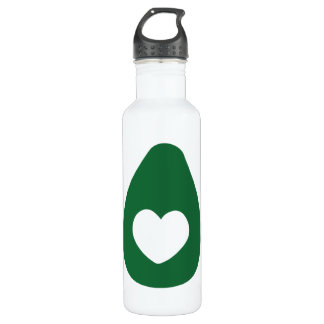 RawMama Avocado Water Bottle