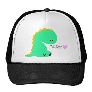 RAWR dinosaur cute shirt Trucker Hat
