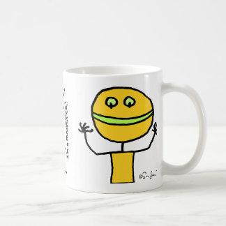 Rawr! I'm A Monster! Happy Mug