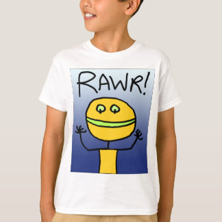 Rawr! I'm A Monster! Shirt