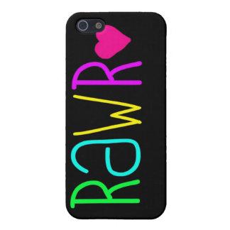Rawr. iPhone 5 Cases