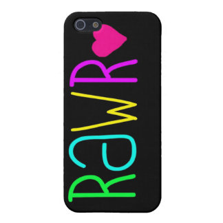 Rawr. iPhone 5 Cover