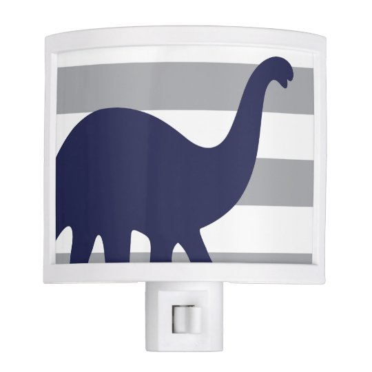 Rawr Means I love You In Dinosaur Night Light