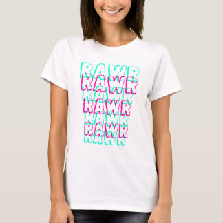 Rawr shirt