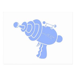 Ray Gun Postcard