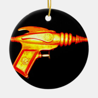 RAY GUN TOY ORNAMENT
