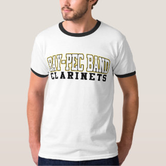 Ray-Pec Band Clarinets Shirt