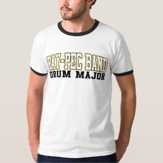 Ray-Pec Band Drum Major Shirt