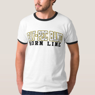 Ray-Pec Band Horn Line Shirt