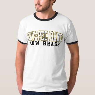 Ray-Pec Band Low Brass Shirt