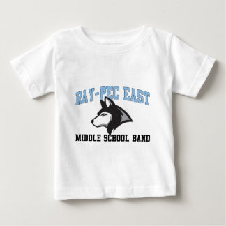 Ray-Pec East Middle School Band Tee Shirts