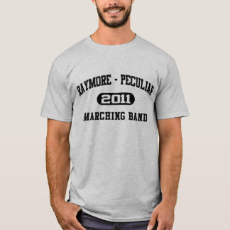 Ray-Pec Marching Band 2011 T-Shirt