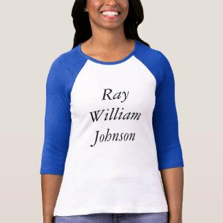 Ray william johnson tee