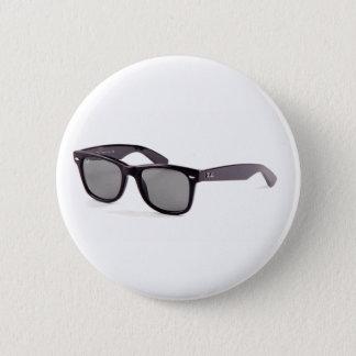raybans badge 2 inch round button