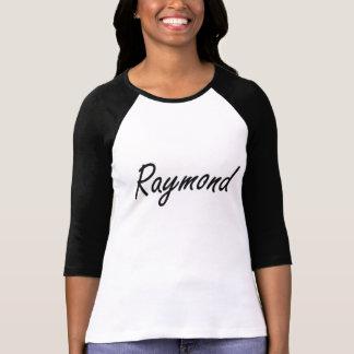 Raymond Artistic Name Design Tees