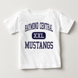 Raymond Central - Mustangs - High - Raymond Tee Shirt