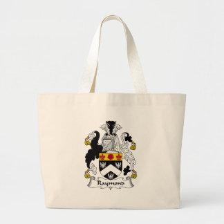 Raymond Family Crest Tote Bag