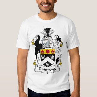 Raymond Family Crest T-shirt