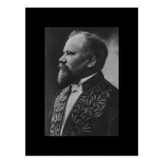 Raymond Poincaré Postcard
