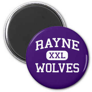 Rayne - Wolves - High School - Rayne Louisiana Magnet