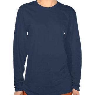 Rayons bleus t-shirts