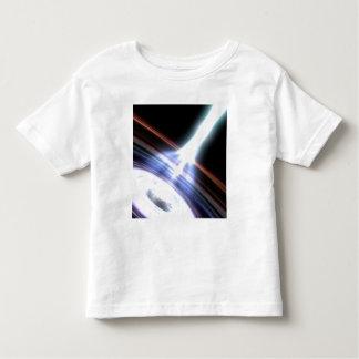 Rayons gamma aux noyaux galactiques 2 t-shirt pour les tous petits