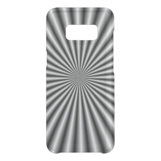 Rays in Black and White Uncommon Samsung Galaxy S8 Case
