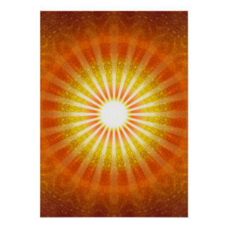 Rays OF Hope, ray of hope, jets, sun Poster