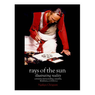 Rays of the Sun Publicity [postcard] Postcard