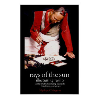 Rays of the Sun Publicity [poster] Poster