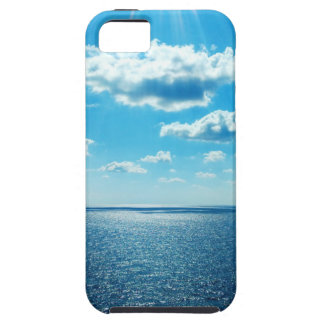 Rays over the Sea Case For The iPhone 5