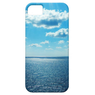 Rays over the Sea iPhone 5 Case